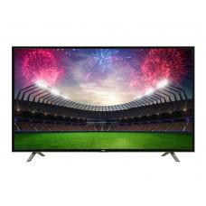 شاشة تي سي ال 4k سمارت إل إي دي 55 بوصة مزودة بريسيفر داخلى، 3 مداخل HDMI و مدخلين فلاشة 55P65
