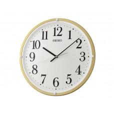 ساعة حائط سيكو برواز بلاستيك QXA931G