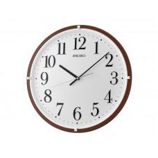 ساعة حائط سيكو برواز بلاستيك QXA931B